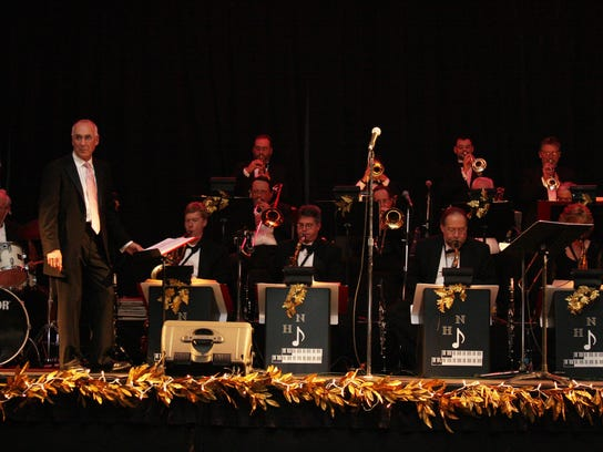 Bud Nicholls has a long band and jazz history in Great Falls, heading the Great Falls Municipal band and the New Harold Nicholls Big Band.