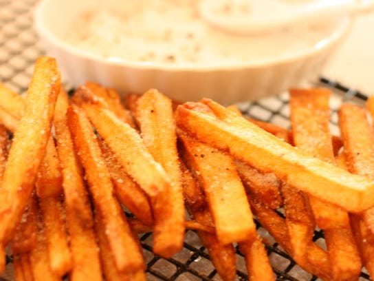 Pommes Frites with Truffle Salt.jpg