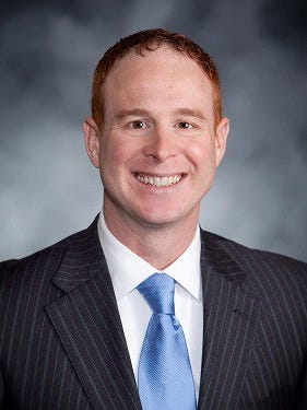 Jason Ball has been named president and CEO of the Sioux Falls Area Chamber of Commerce.