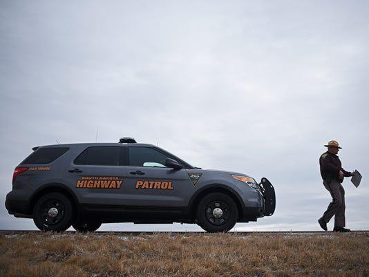 Highway Patrol Ride Along