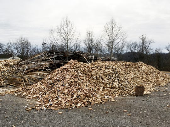 Madison Mill in Ashland City has a free pile of wood scraps that you can load up and use for kindling or craft projects.