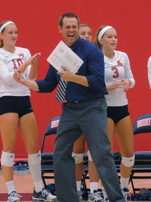 Brookfield East girls volleyball coach Chris Polowy has resigned after 10 seasons.