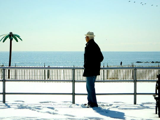 Norman Lear revisits places from his past in the documentary,