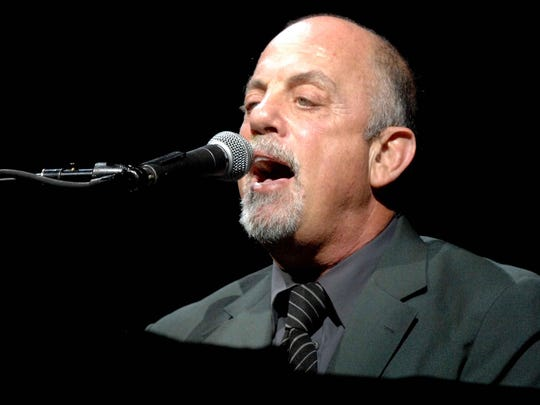 Billy Joel will play in Seattle May 20.