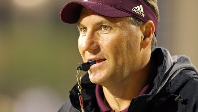 Mississippi State coach Dan Mullen landed three commitments Friday.
