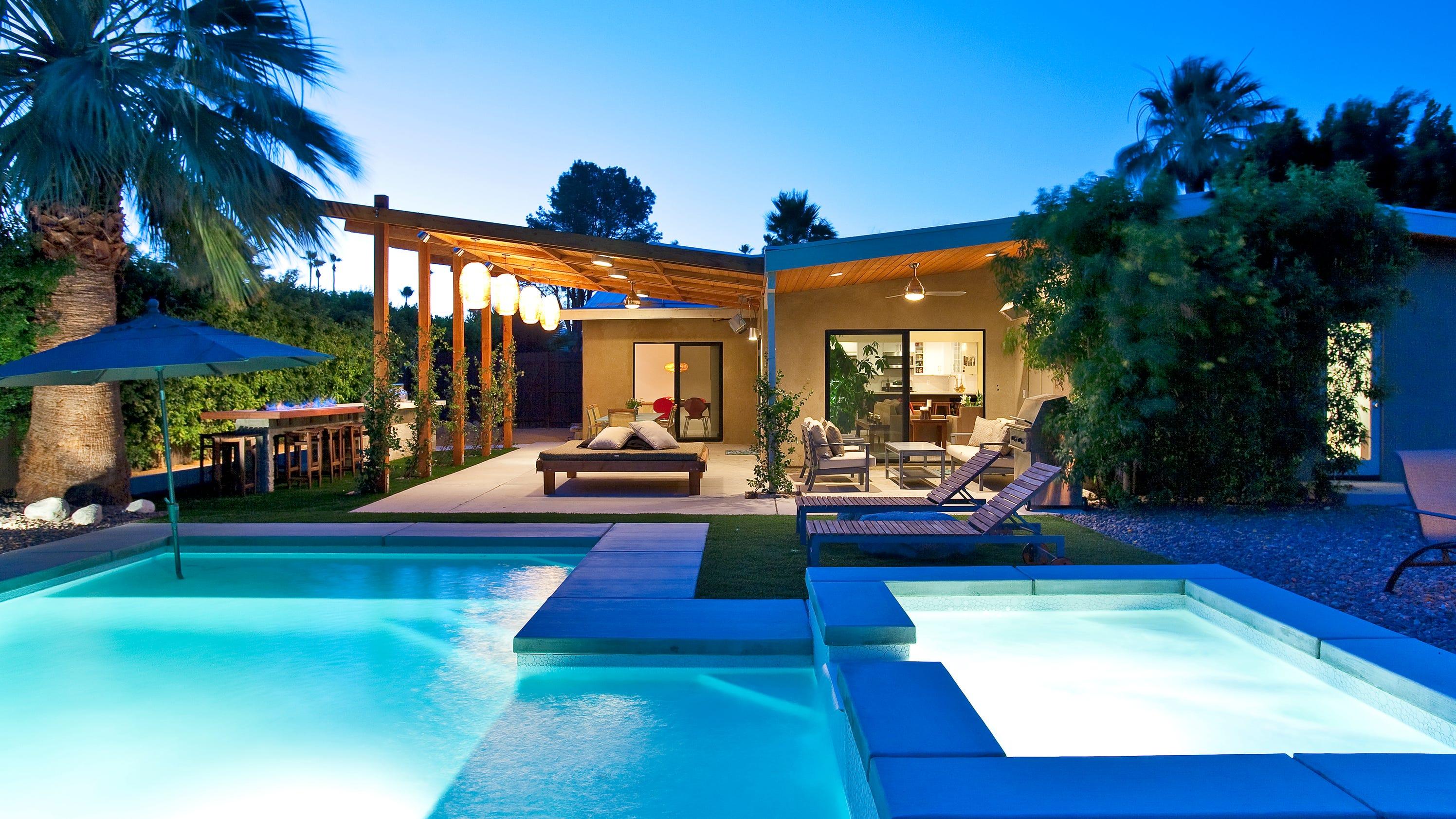 Palm Springs vacation homes are TripAdvisor favorites