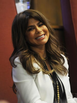 """Paula Abdul, singer, songwriter, choreographer, former """"American Idol"""" judge and current judge on """"So You Think You Can Dance"""""""