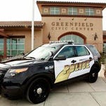 Greenfield Police Log: Dog at large