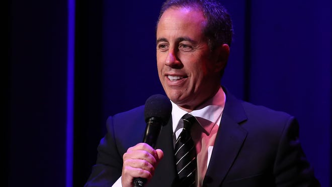 It'll be a return trip to the Weidner Center for comedian Jerry Seinfeld, who last sold out the venue in 2014. He'll be back Jan. 26.
