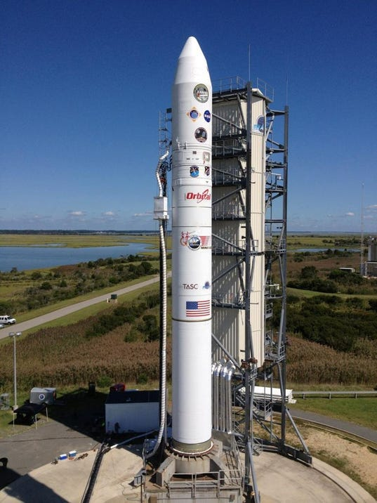 Wallops, congratulations on 70 years of rockets