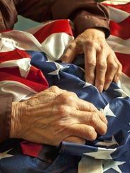 The U.S. Department of Veterans Affairs estimates that