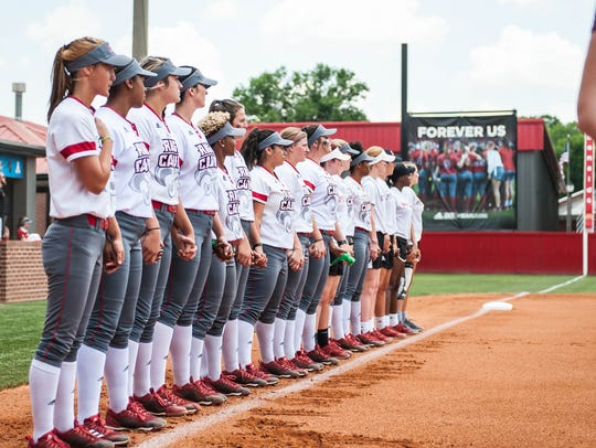 UL Ragin' Cajuns play the Texas State Bobcats in the