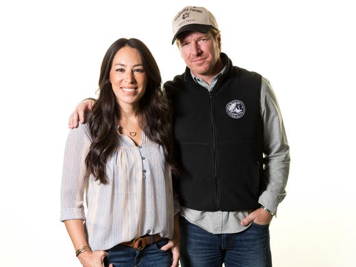 FILE - In this March 29, 2016, file photo, Joanna Gaines,