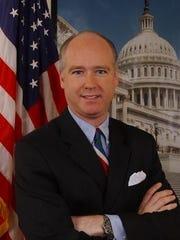 U.S. Rep. Robert Aderholt spoke recently in Hamilton in rural northwest Alabama.