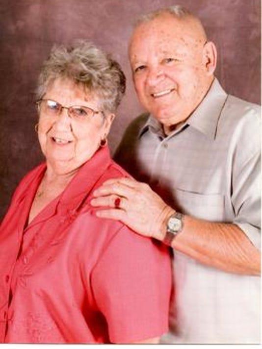 Anniversaries: John Cusick & Virginia Cusick
