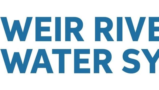 Will Uronis, of Hull, and Steve Pratt, of Hingham, designed the  logo for the new Weir River Water System.