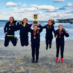 Cleary women repeat as national cross country champions with minimum lineup