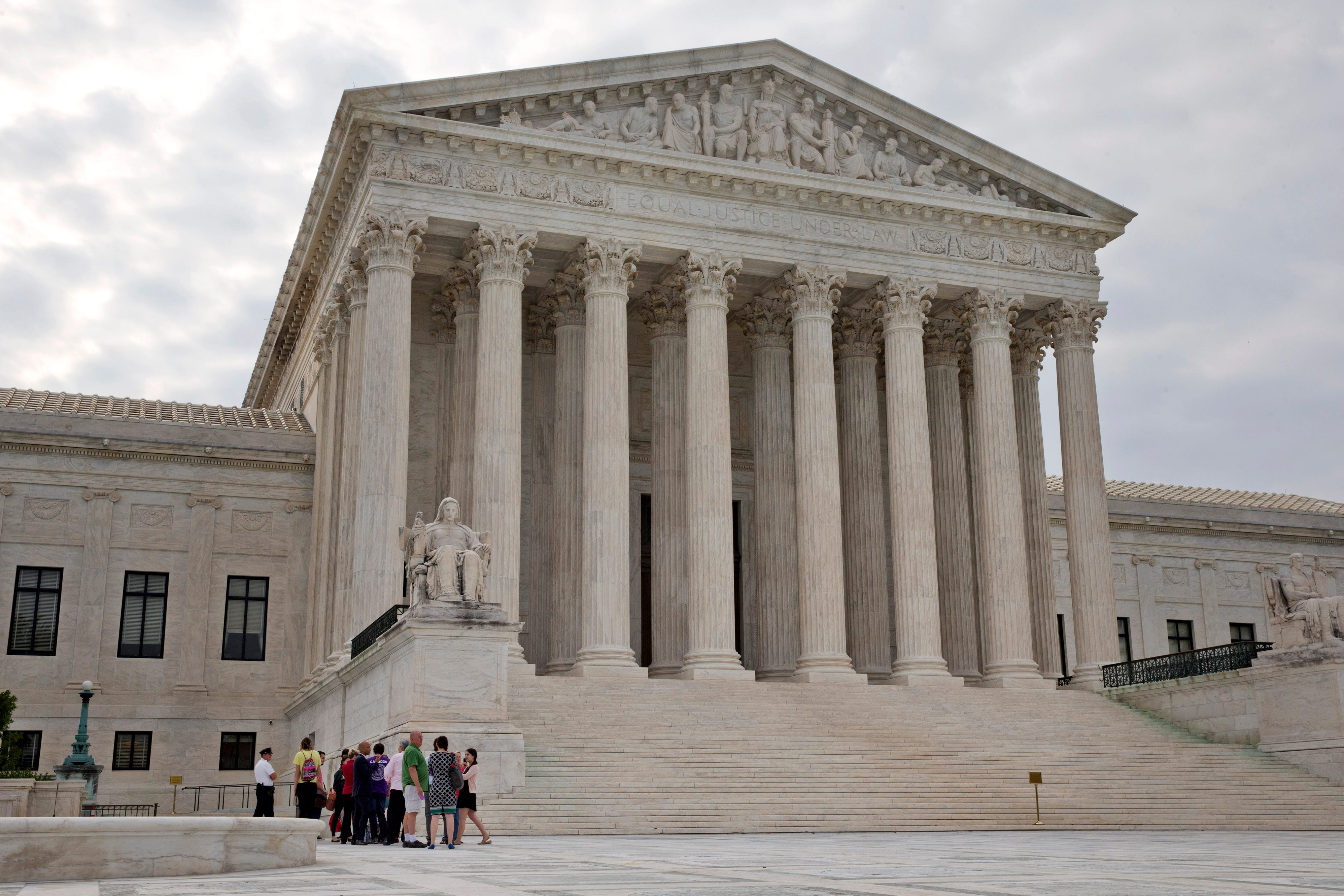 And then there were three: Today's big Supreme Court rulings