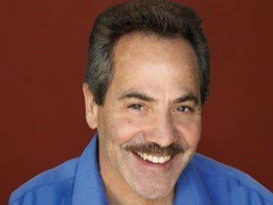 "Larry Thomas plays Arnie in ""Dinner at Five"""