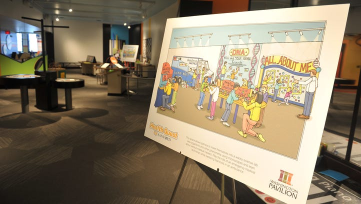 The Washington Pavilion announced Friday plans and