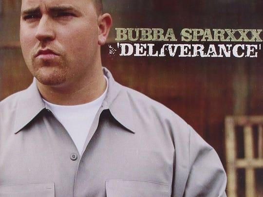 """Bubba Sparxxx released """"Deliverance"""" in 2003."""