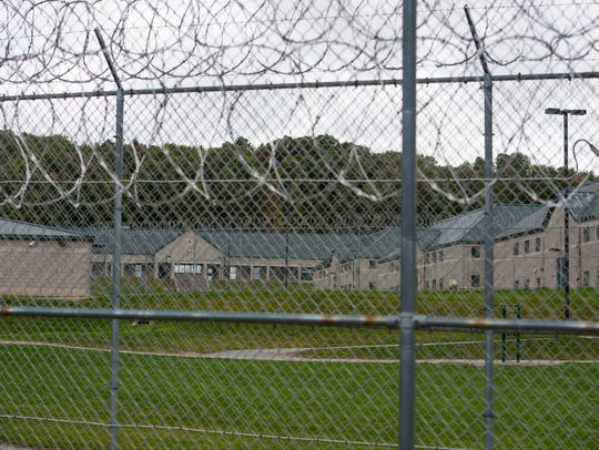 The Northern State Correctional Facility in Newport