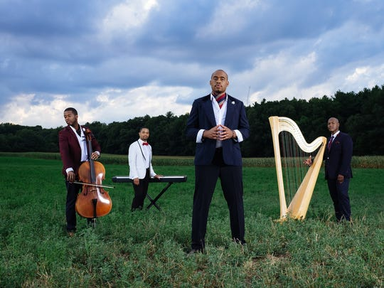 Sons of Serendip are appearing May 20, 2019, at the