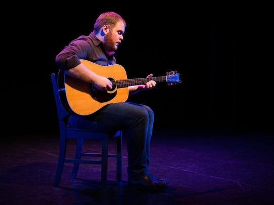 Newfoundland traditional musician Matthew Byrne to