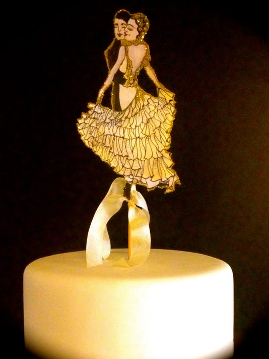 Roaring \'20s-themed weddings have all that jazz