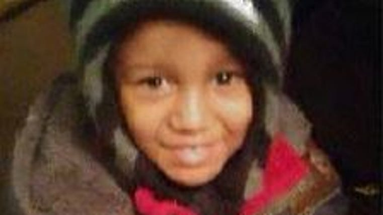 Amber Alert issued for 3-year-old Maurice Green (pictured),