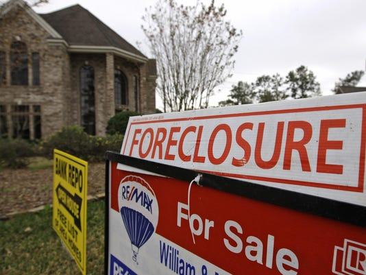 Forclosed Bank Repo Home