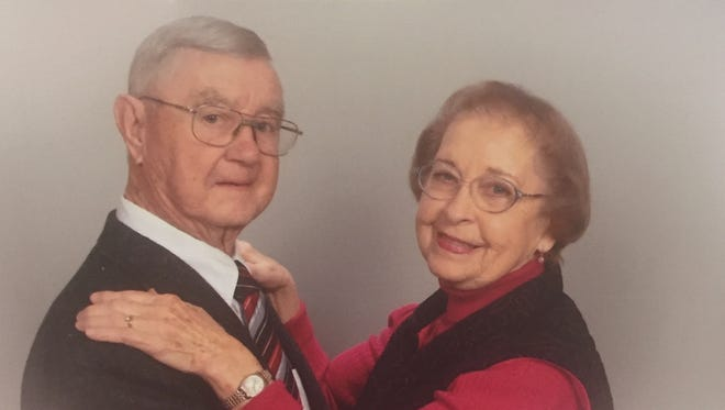 Jim and Jean Cook
