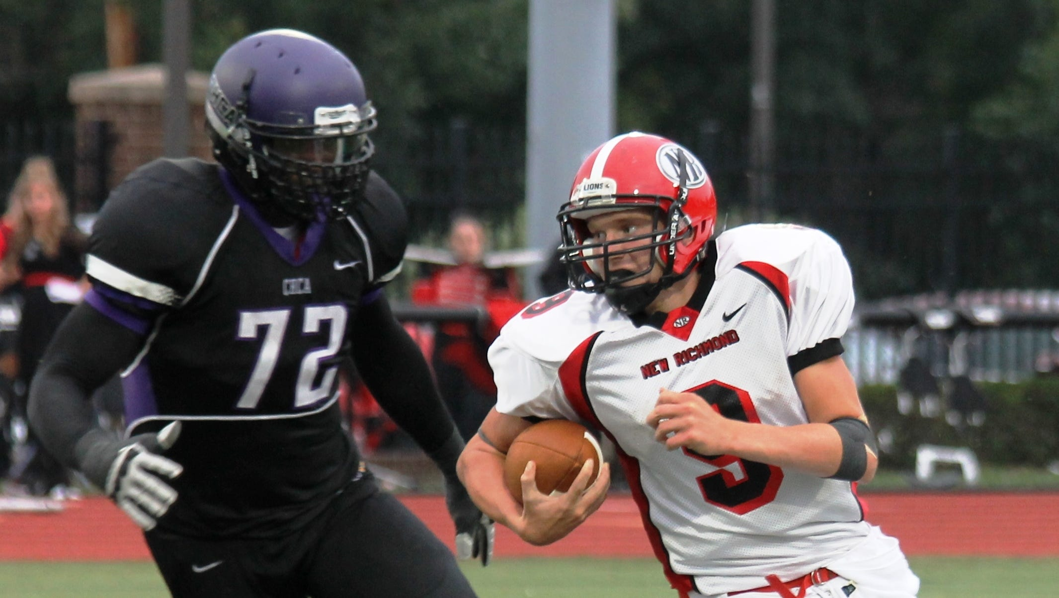 Chca S Sammons From Water Boy To Top Recruit