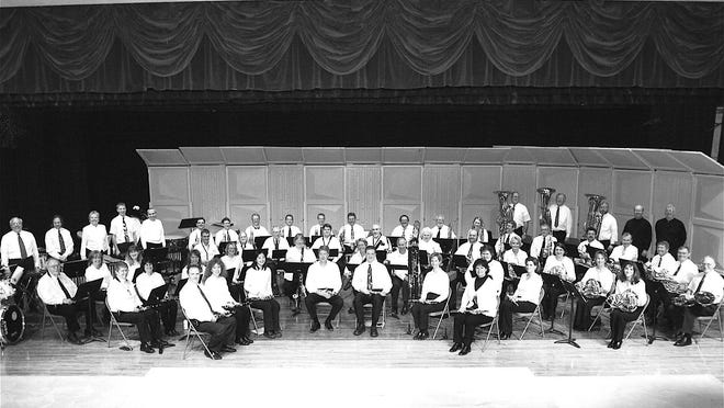 Winds of Montana is a 60-piece all-state adult band that performs one to two concerts per year.