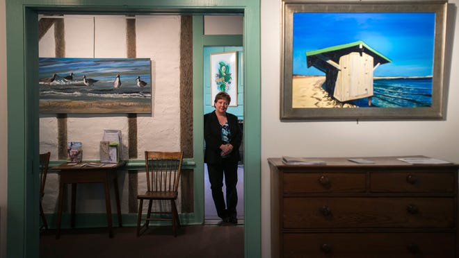 Sheila Bravo is the executive director of the Rehoboth Art League.