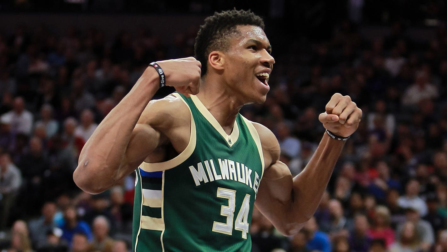 Bucks Giannis Antetokounmpo named to all NBA second team