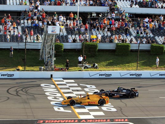 Indycar 2017 Pocono Raceway Set For Two More Years