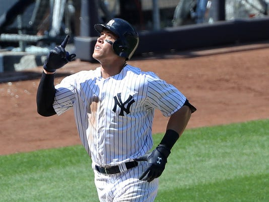 Yankees TV ratings the highest they have been in five years