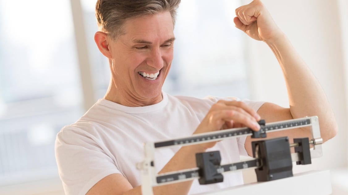 How do you weight-loss measure success?