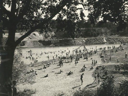 Estabrook Park Beach