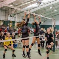 Harper Creek, St. Philip volleyball earn national academic honor