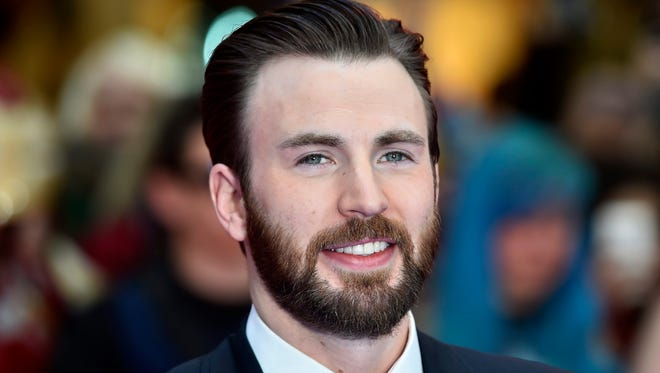 Chris Evans probably isn't smiling today.