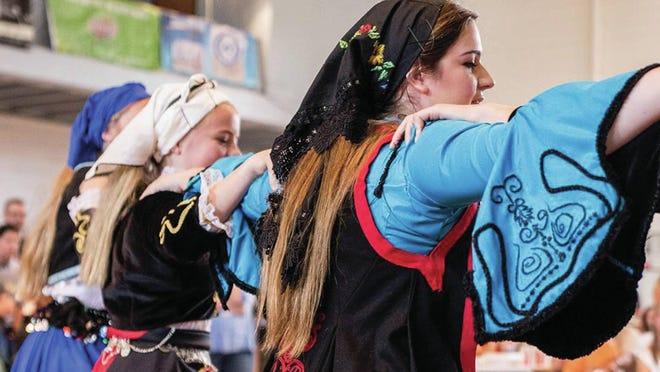 Savannah Greek Festival.