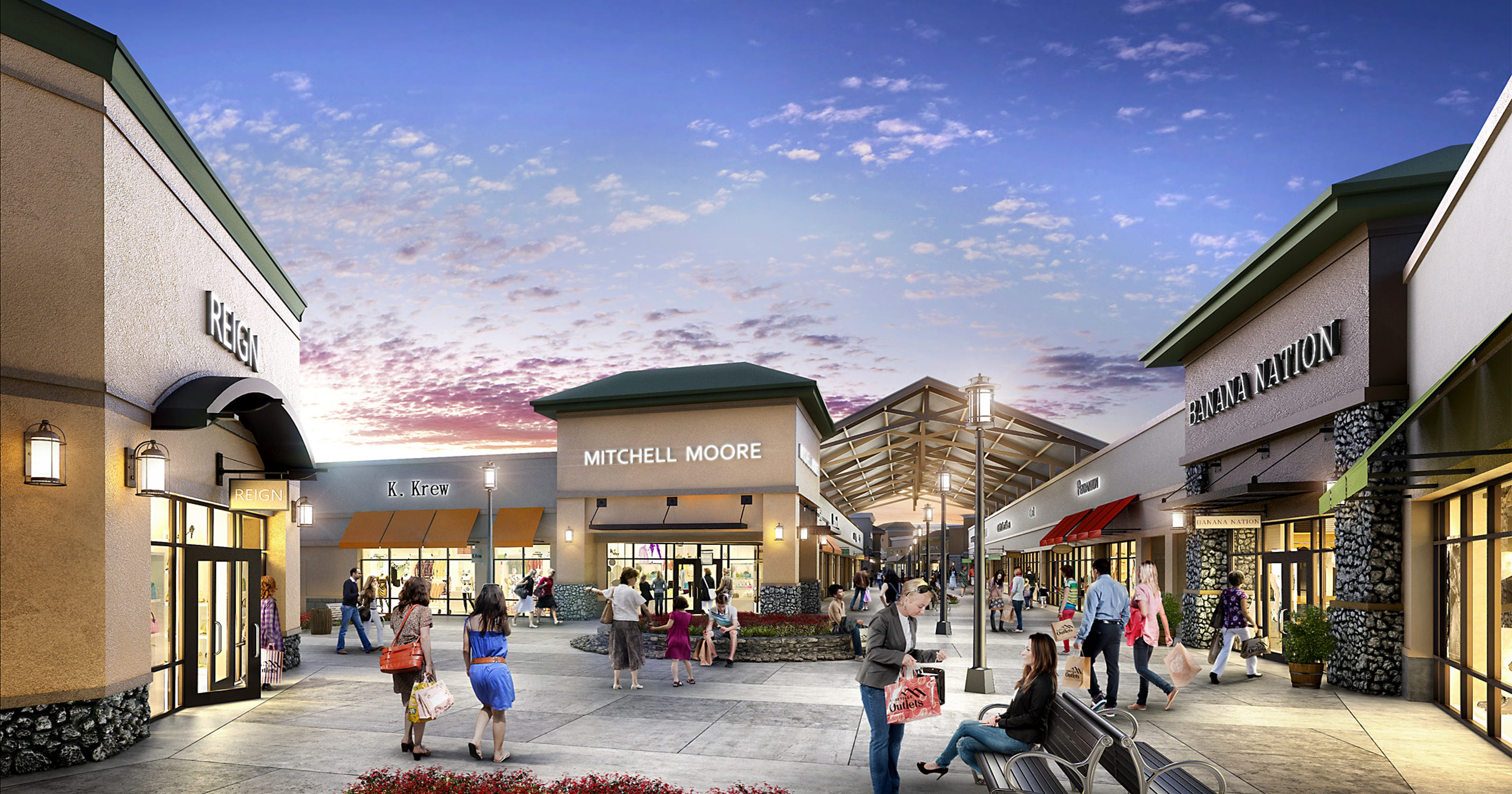 Asheville Outlet Mall >> 49 Stores Confirmed For Asheville Outlets