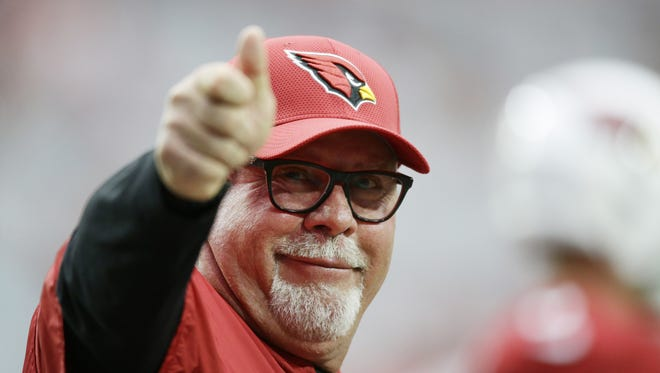 The Cardinals had reason to smile in Week 6.