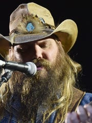 Chris Stapleton will perform in Bossier City at the CenturyLink Center on Aug. 24.