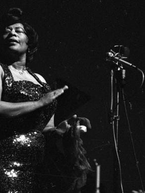 The correct response: Who isElla Fitzgerald?