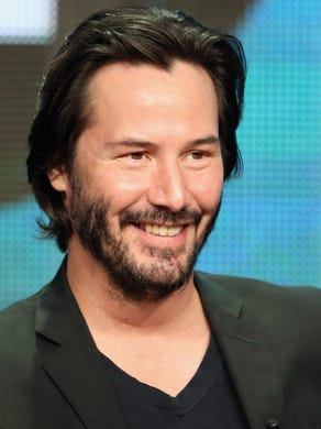 The correct response: Who isKeanu Reeves?