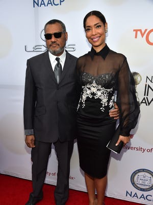 Laurence Fishburne and Gina Torres were married for 14 years before separating in the early fall of 2016.