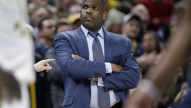 "Pacers coach Nate McMillan on the team's recent skid: ""We'll see who we are, and what we have."""